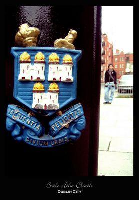 Ein Mädchen in Dublin