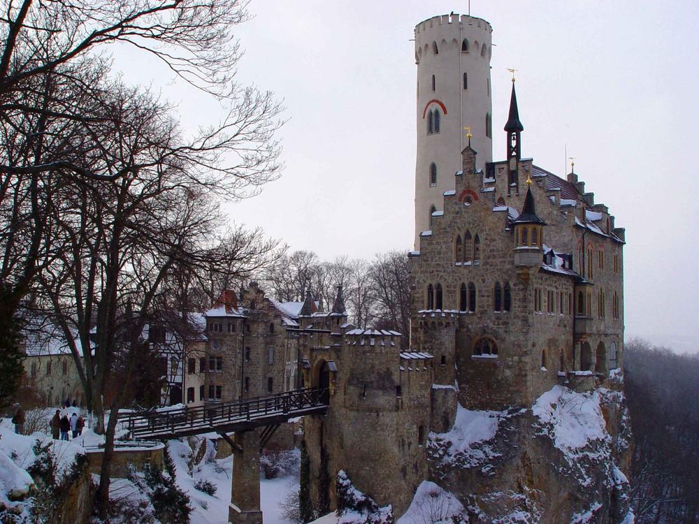 Ein Märchenschloss