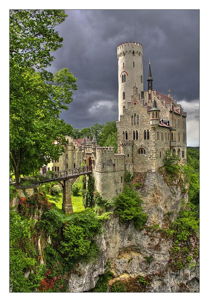 Ein Märchenschloss .......