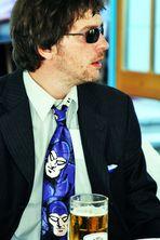 ein Mafiosi an der Hochzeitstafel !