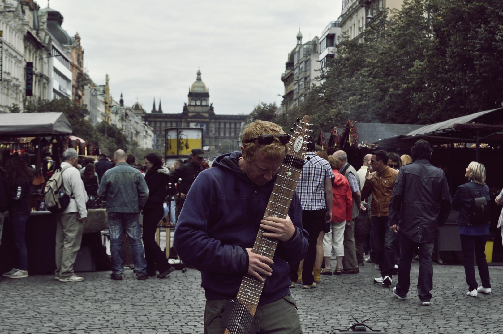 Ein Mann und seine Musik