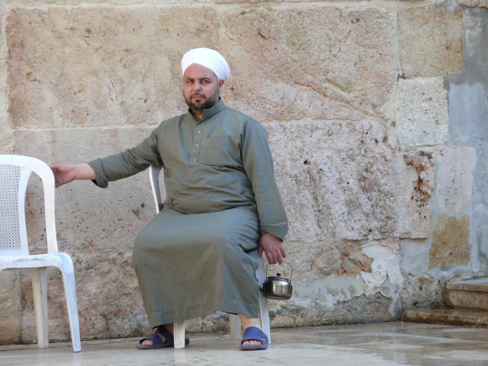 ein Mann von Aleppo