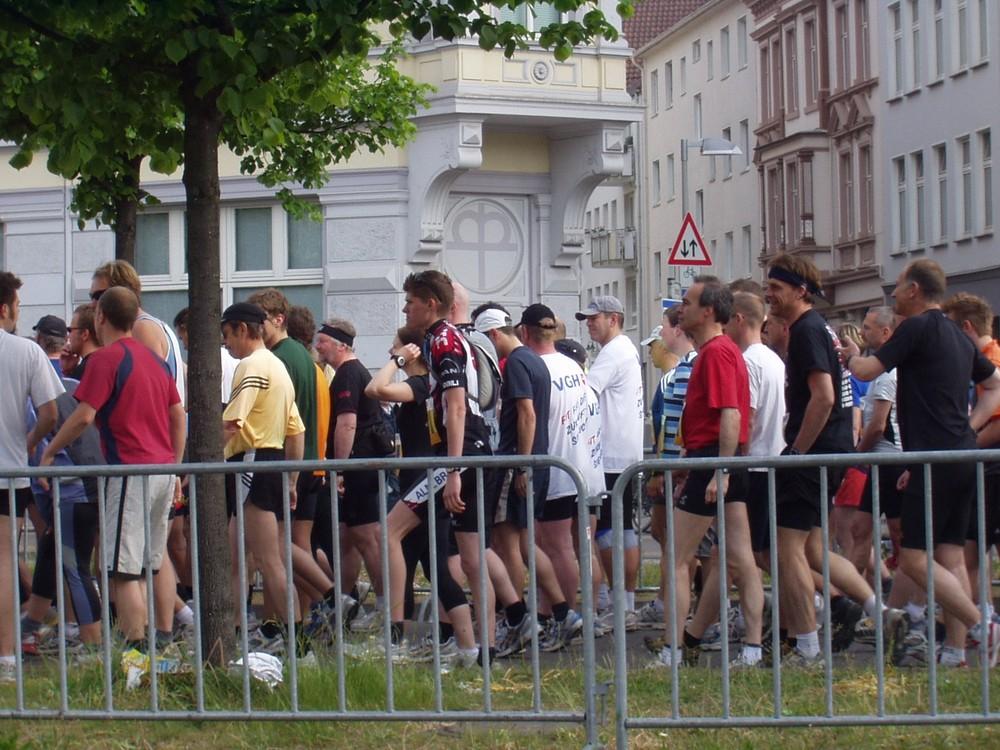 Ein Marathon-Lauf befreit