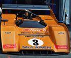 ein McLaren, aber kein Mercedes