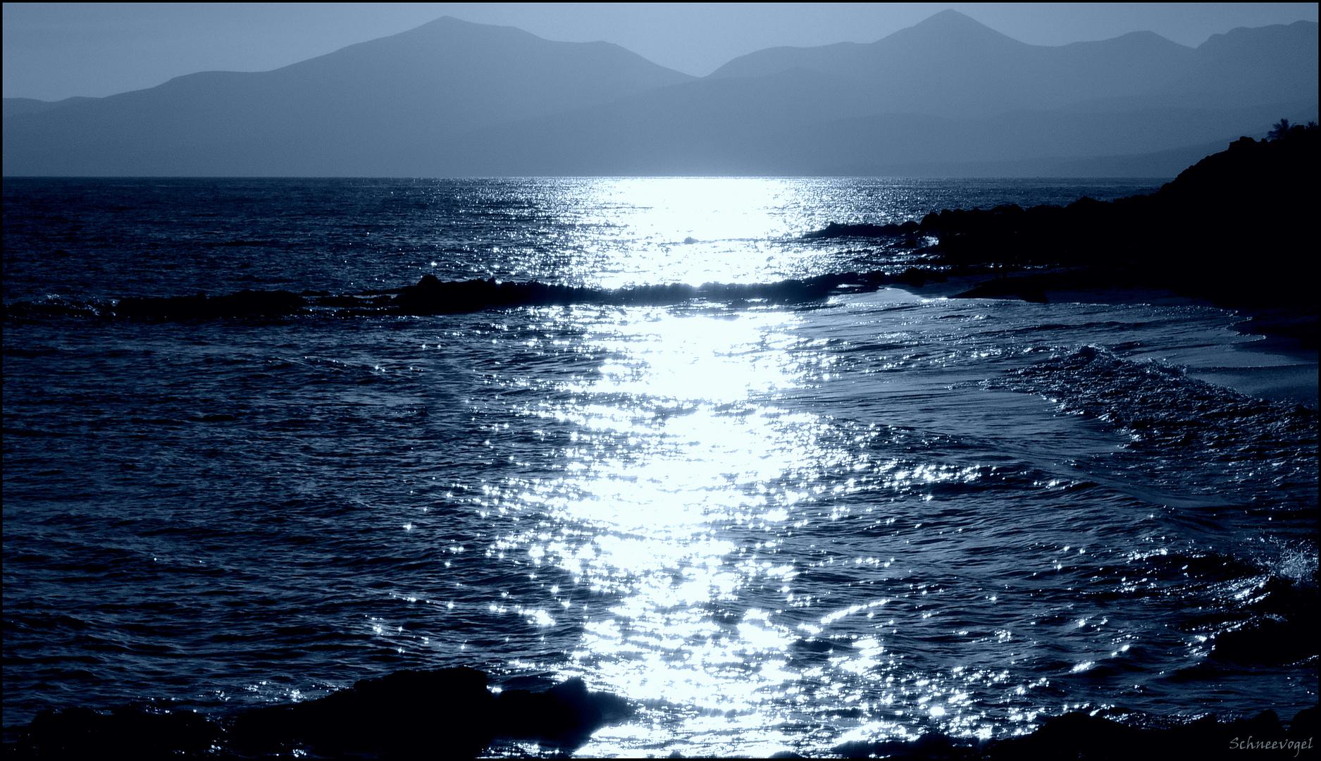 Ein Meer voll Angst