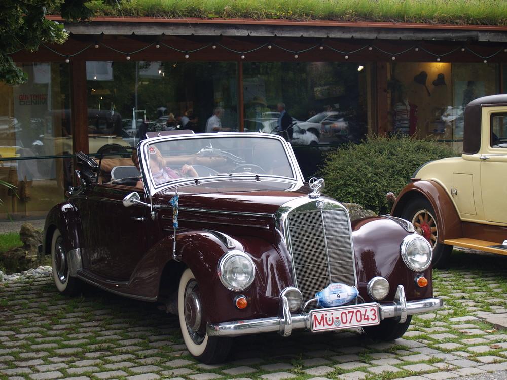 Ein Mercedes wie jeder sehen kann