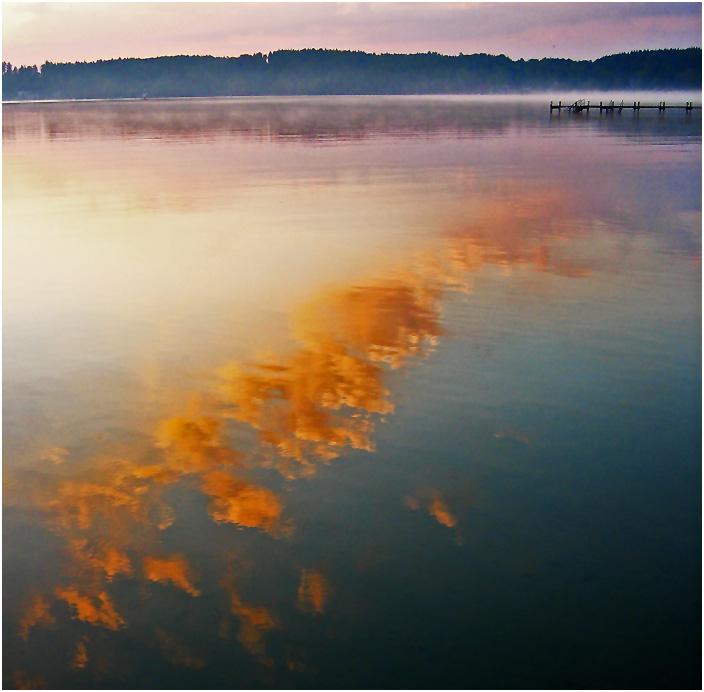 Ein Morgen im Fünf-Seen-Land
