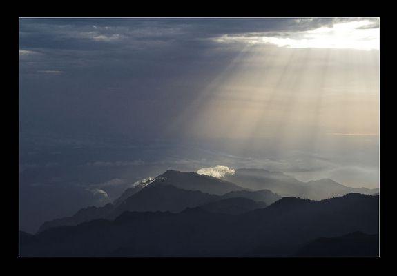 Ein Morgen in den Bergen #2
