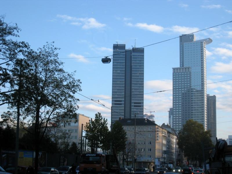 Ein Morgen in Frankfurt