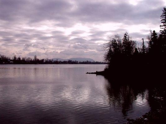 Ein Morgen in Kanada