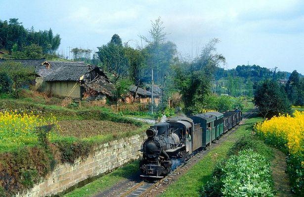 Ein Morgen in Südchina