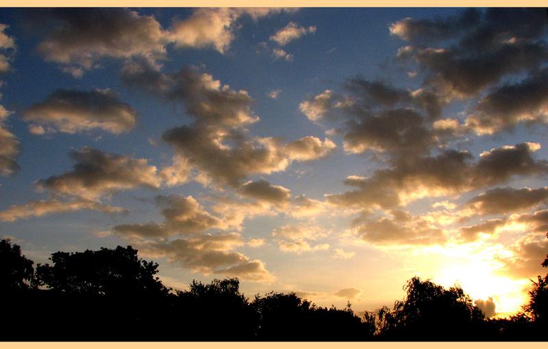 Ein Morgen voller Hoffnung