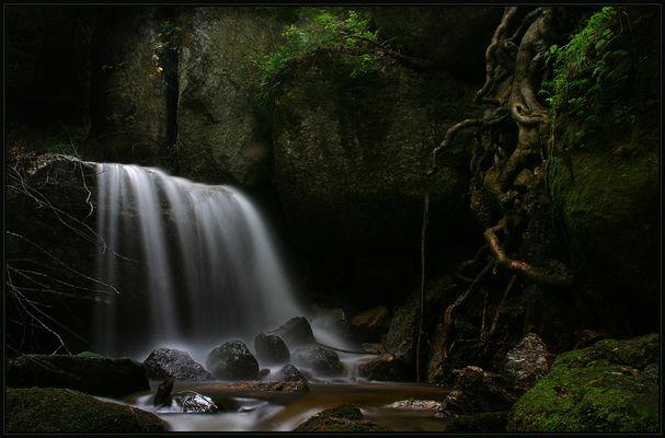ein mystischer Ort