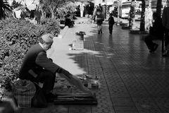 Ein Nachmittag in der Medina in Casablanca 01