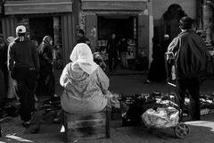 Ein Nachmittag in der Medina in Casablanca 08