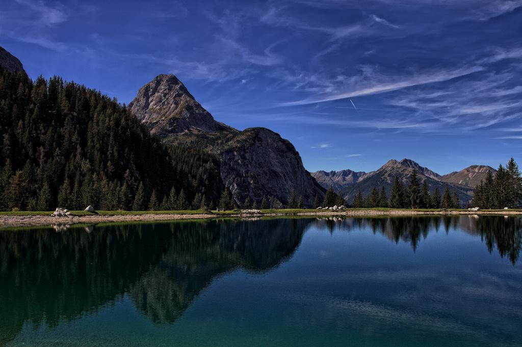 Ein neuer See