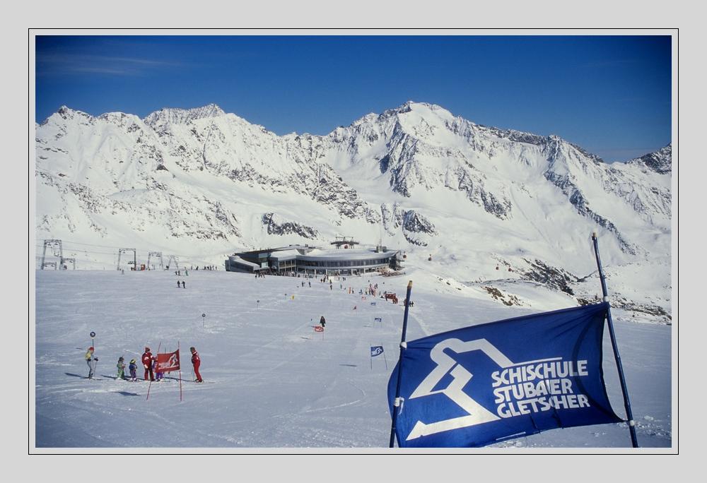 Ein neuer Ski-Tag kann beginnen...