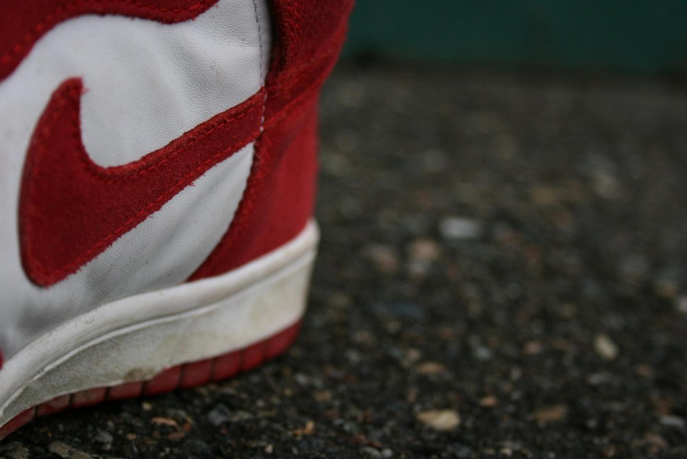 Ein Nike Schuh :)