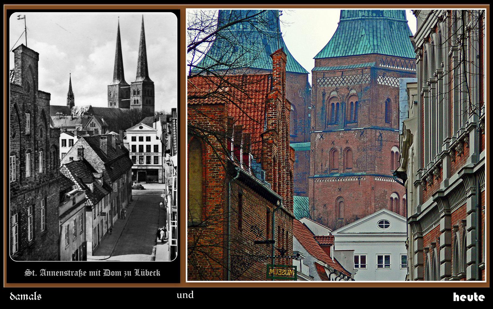 ein noch etwas näherer Blick auf den Dom als bei dem ersten Bild