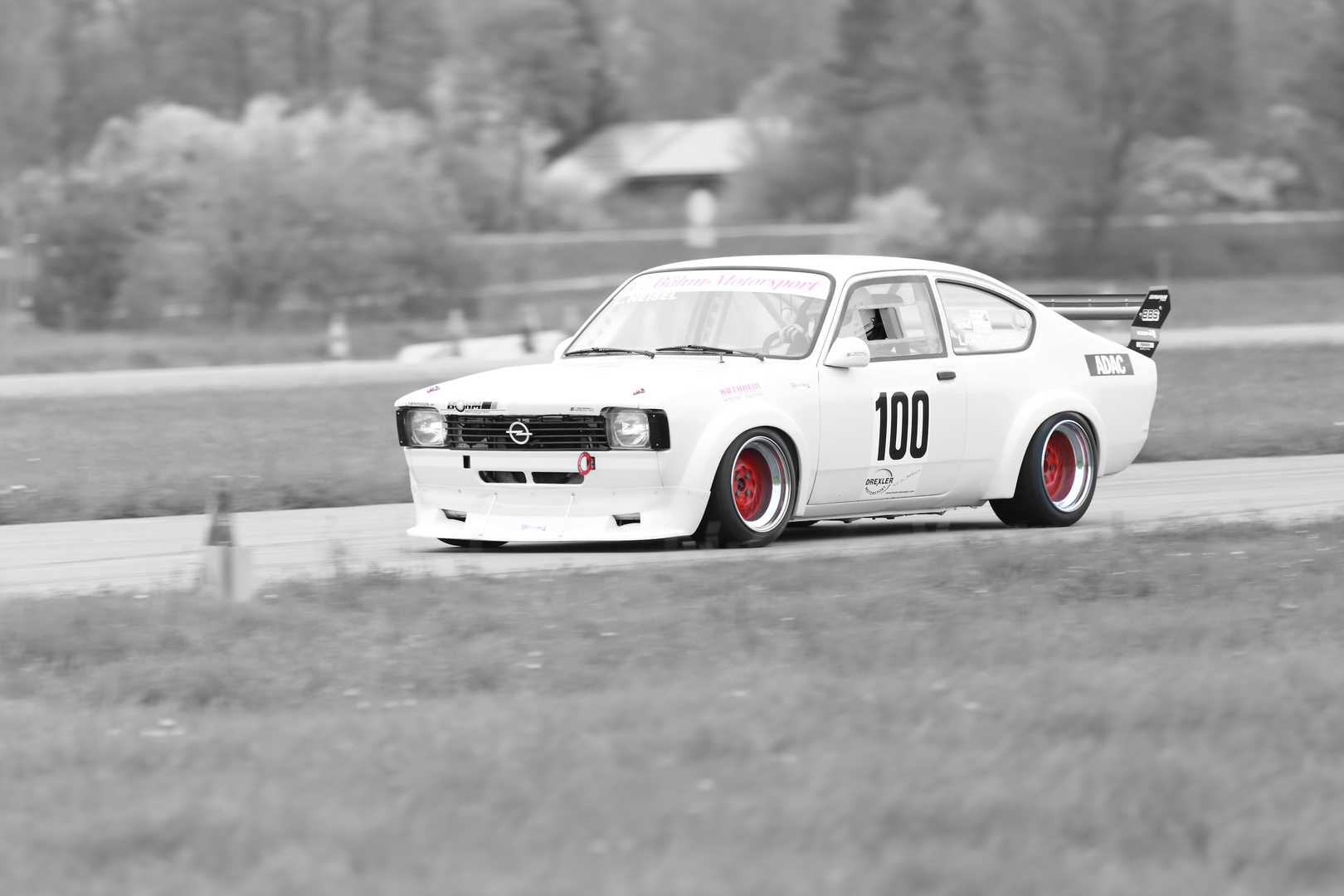 Ein Opel...
