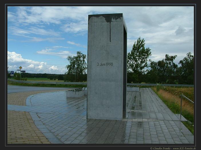 Ein Ort der Trauer II