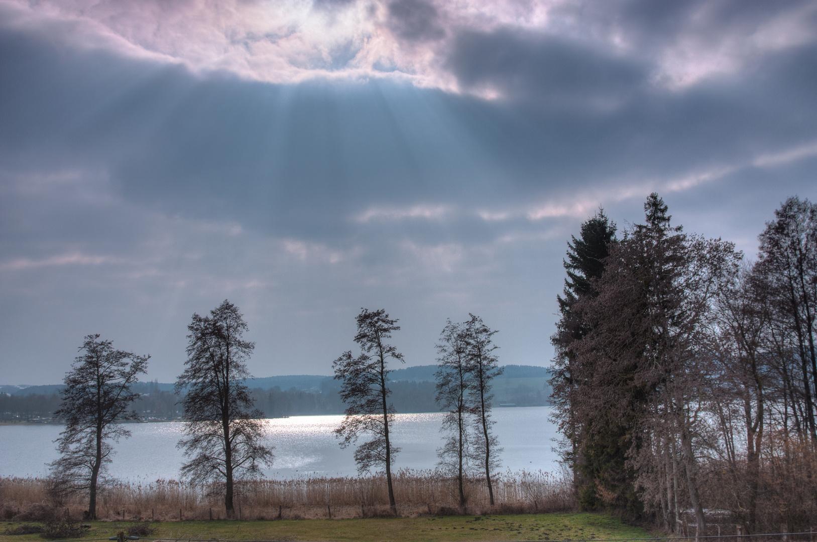 Ein paar Sonnenstrahlen an Ostern...