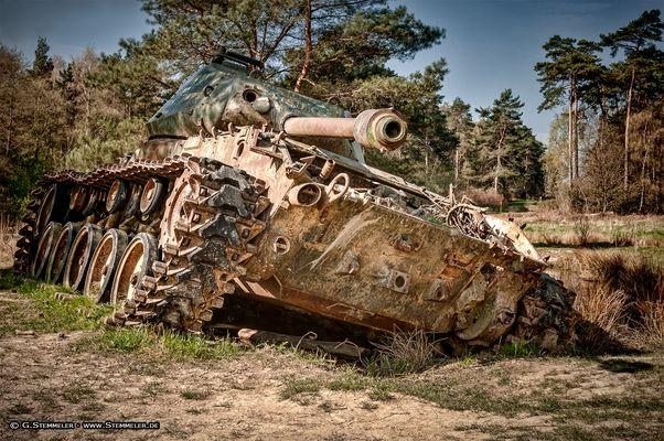 Ein Panzer....