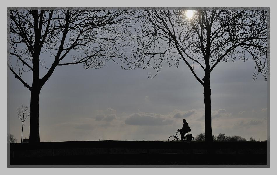 Ein Paradies für Farradfahrer