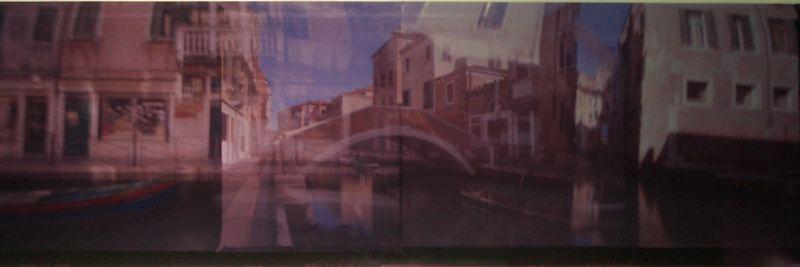 Ein Pinholeday in Venedig