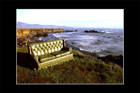 Ein Platz am Meer ...