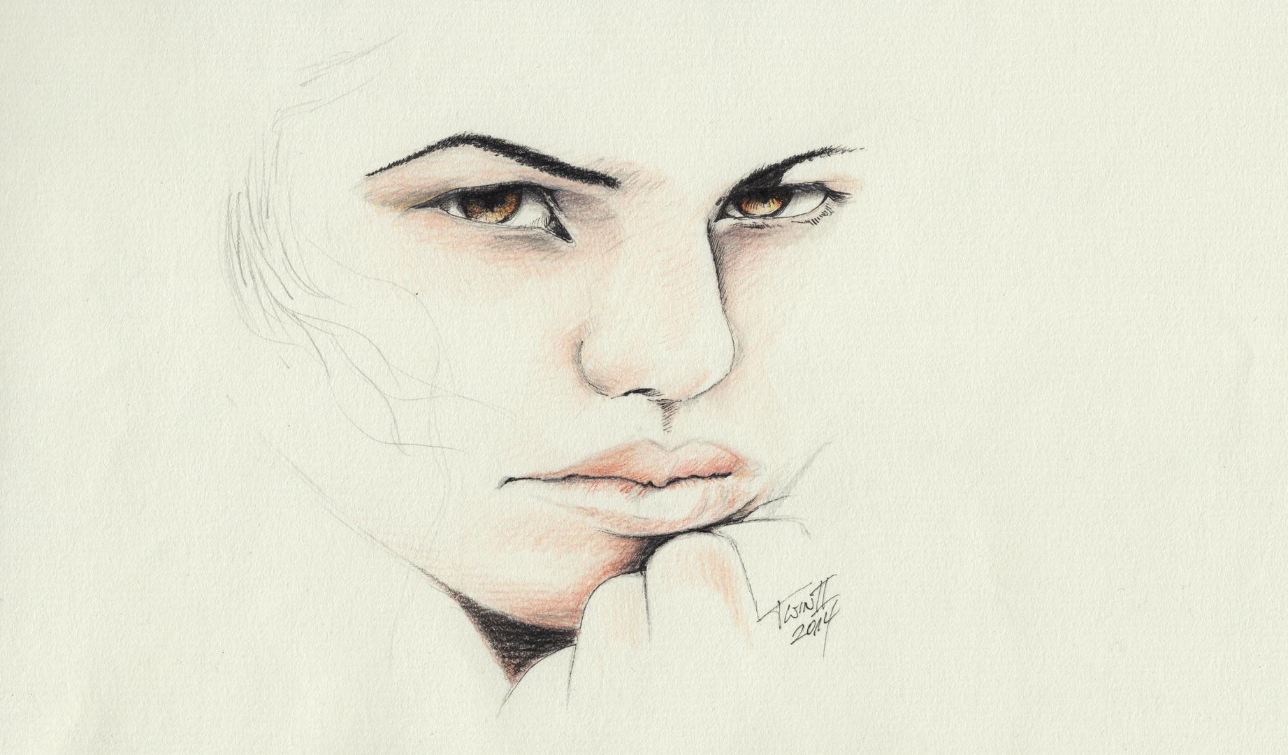 Ein Porträt...
