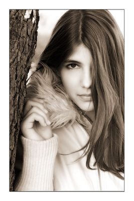 Ein Portrait von mir :-)