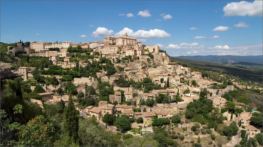 Ein Provence-Postkartenmotiv....