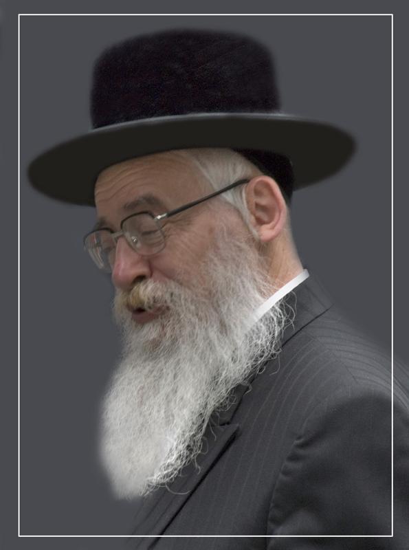 Ein Rabbiner in New York