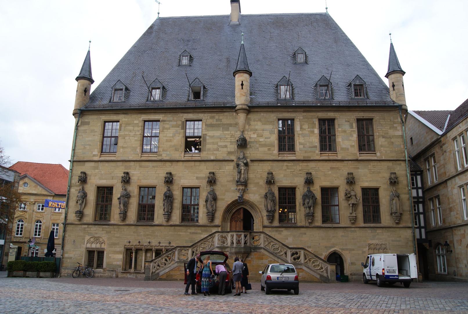 Ein Rathaus mit Geschichte