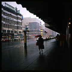 Ein Regentag in Westberlin 1982