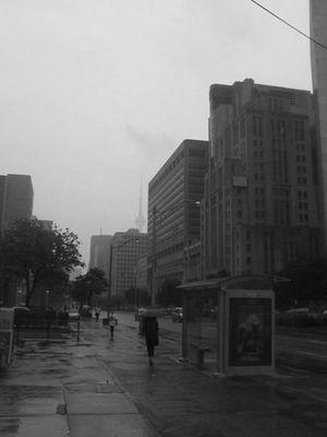 Ein regnerischer Tag