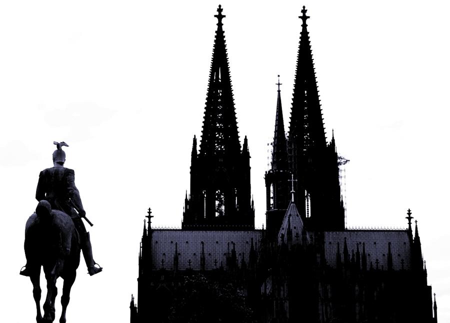 ein Ritt nach Köln
