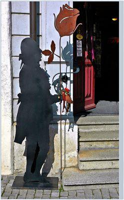 #  ein Rosenkavalier  #