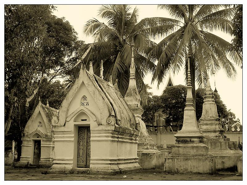 Ein ruhiger Ort - Luang Prabang, Laos