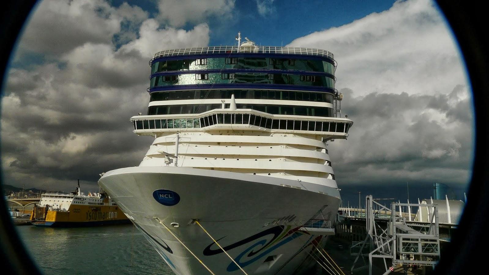 Ein Schiff, schön oder hässlich?