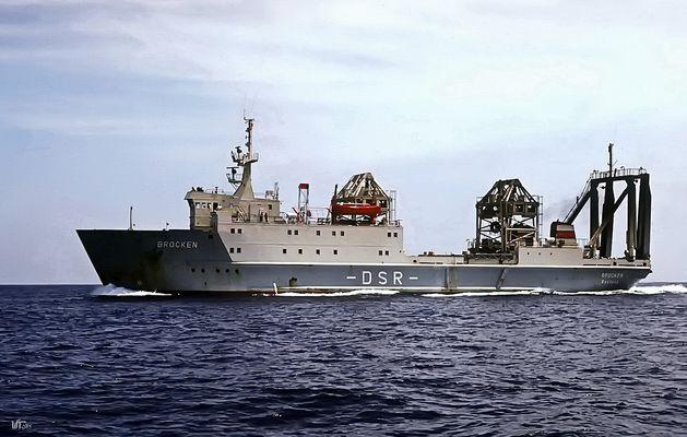 Ein Schiff und sein Kapitän Friedrich Prell