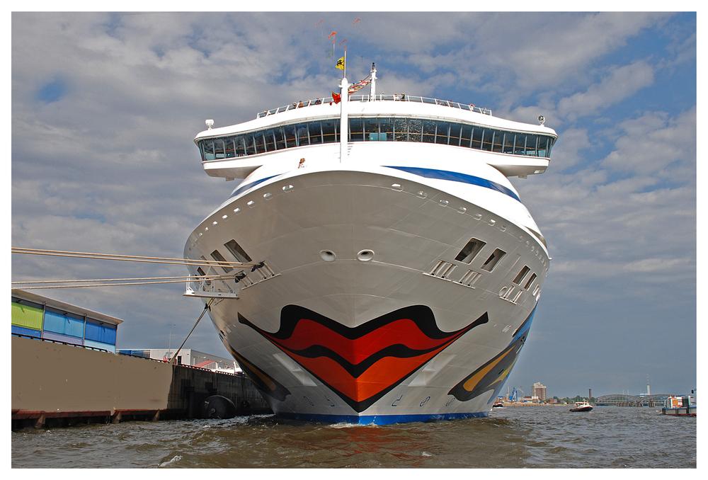 Ein Schiff zum Küssen