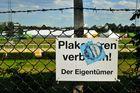 Ein Schild weniger wäre besser :-)