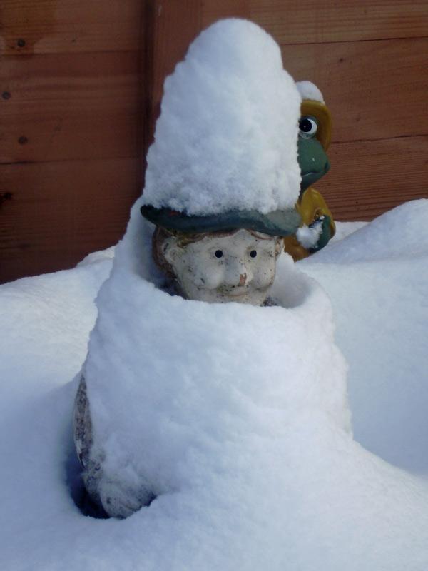 Ein Schneetag