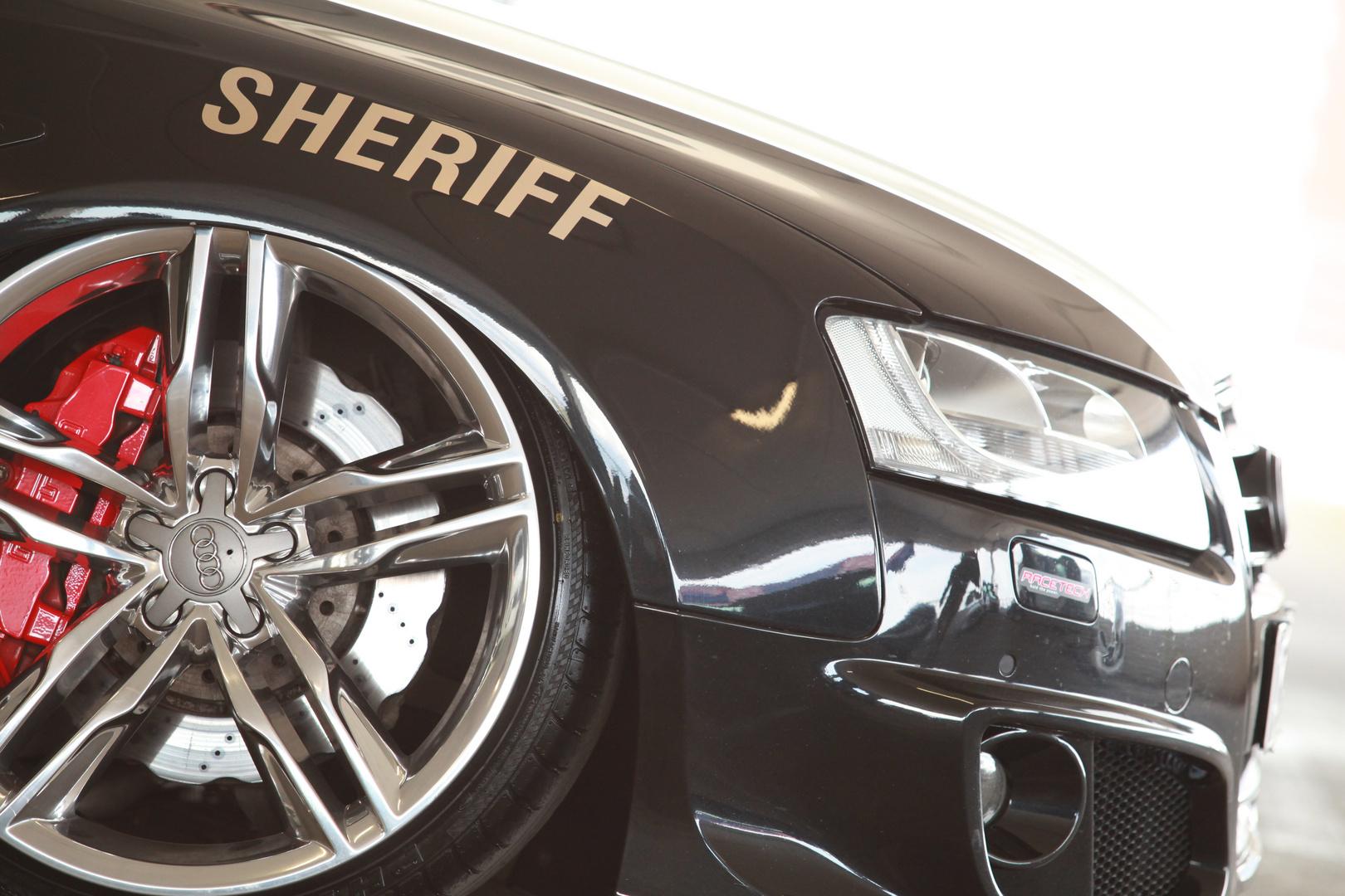 Ein schneller Sheriff!!