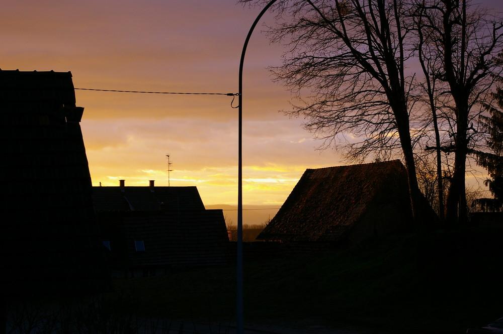 Ein schöner Morgen...