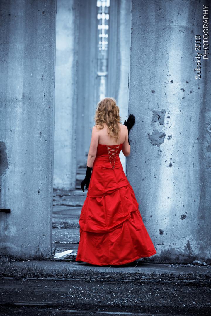 Ein schöner Rücken, ....! :)