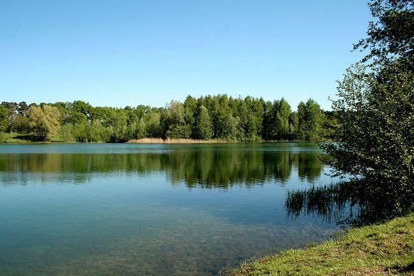 Ein schöner See