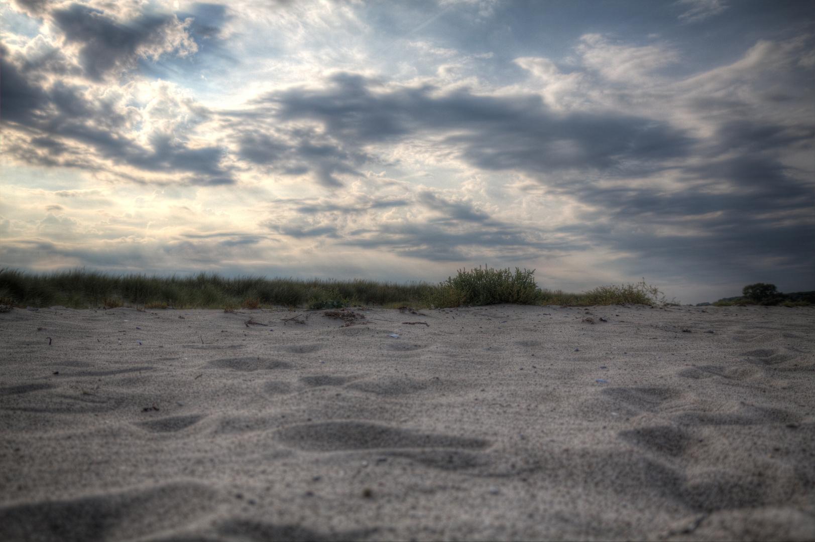 Ein schöner Tag an der Ostsee